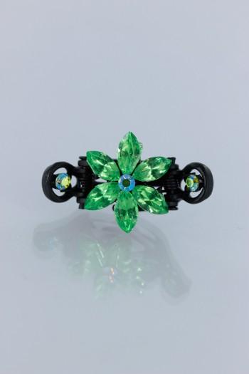 Mini 6 leave hair clip jewelry