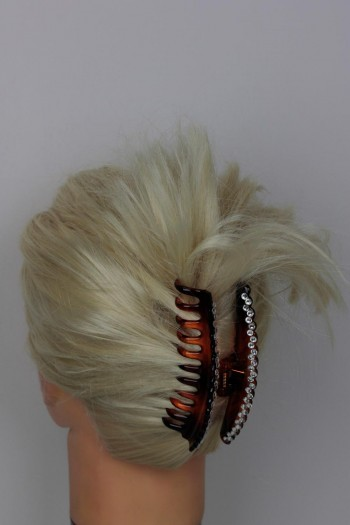 Large Traditional Hair Clip