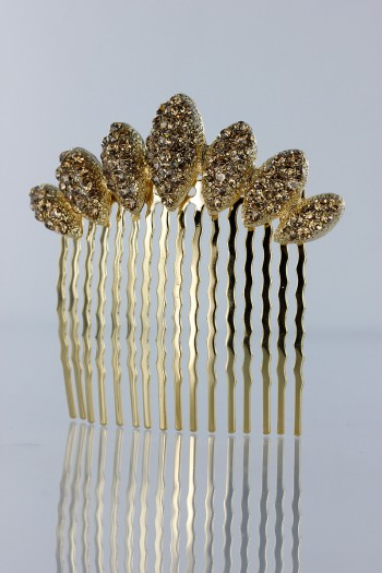 NEW FOOT CATUS HAIR SIDE COMB