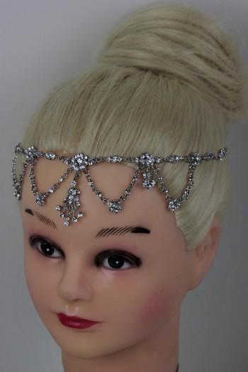 Adjustable Bobby Pin Headband