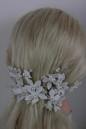 Handmade Bridal Hair Codi Pin