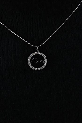 Love II Pendant Necklace