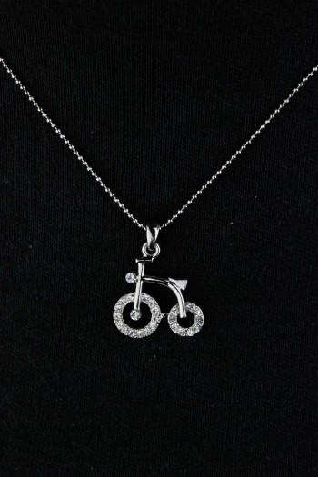 Bicycle Small Pendant