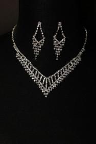 10061-6 pretty b necklace set