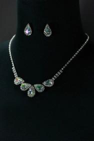 10326-6 Trickle necklace set