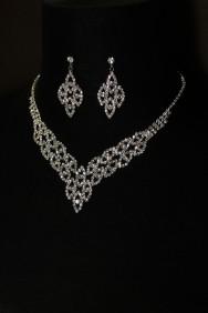 10448-6 Boat royal necklace set