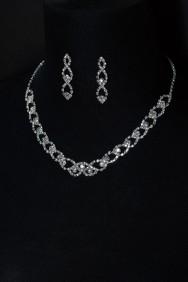 10493-6 round necklace set