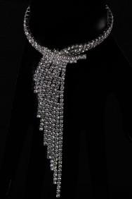 1647-1 Peacock tail bracelet