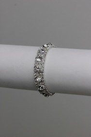 5193-1 Rhinestone bracelet