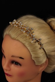 63277-1 Brench tiara headband