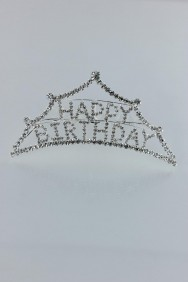 64027-1 Happy birth tiara