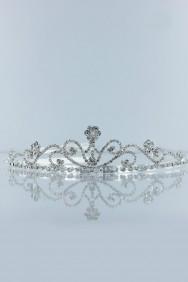 64047-1 Pearl lux tiara
