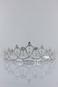 6993-1 Dangling Wedding Tiara
