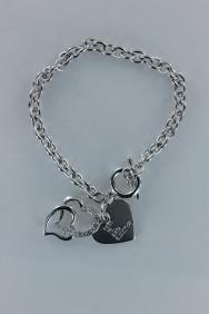 B90005 Dangling togger bracelet
