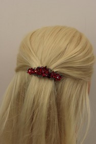 BA102 Small Flower Barrette