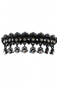 BA106 Medium Gothic Barrette