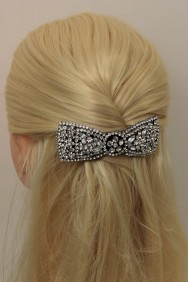 BA107 Limited Ribbon Large Barrette
