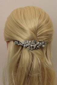 BA110 Limited Acrylic Large Barrette