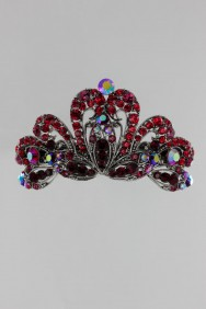 BA121 Limited Large Crown Barrette