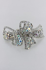 BA122 Limited Large Ribbon Barrette