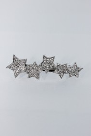BA47 5 stars hair barrette