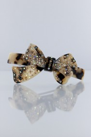 BA66 Leo ribbon france barrette