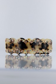 BA67 leopard france barrette