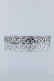 BA84 Medium icecube barrette