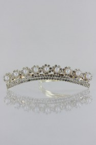 BA99 Medium tiara barrette