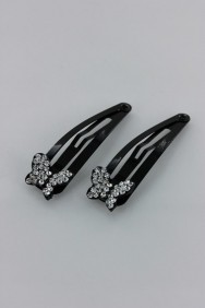 BB34 Butterfly hair pin