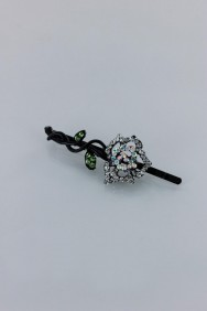 BB37 Rose bobby pin