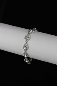 BLP21 Baroko print swarovski bracelet