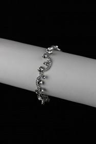 BLP22 Famous printi foldover bracelet
