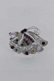 BR135 Butterfly brooch