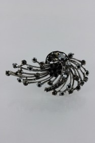 BR149 Siluet style brooch