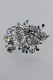 BR150 Flower Brooch