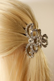 C14 JWN medium hair clip