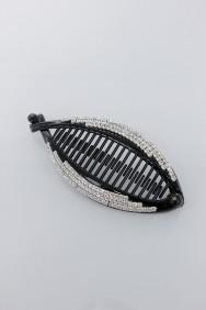C178 waterdrop 1line hair clip