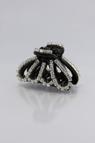 C182 Crown hair clip