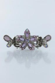 C201 Cuttie flower prom hair clip jewelry