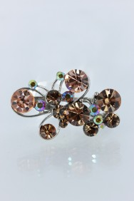 C204 Butterfly jaw hair clip jewelry