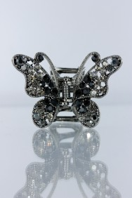 C211 Butterfly gradiation hair clip jewelry