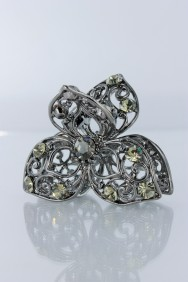 C214 Basic hair clip jewelry for formal occation