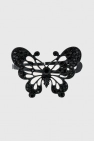 C224 Surreal look of flower comfortable hair clip jewelry