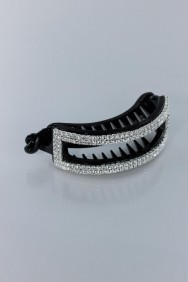 C236 Square wave hair clip