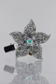 C251 Flower hair clip