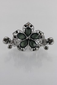 C285 Tranditional Flower Clip
