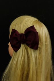C781-S Grosgrain kid bow small