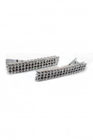 CJ5 Rhinestone hair jaw clip
