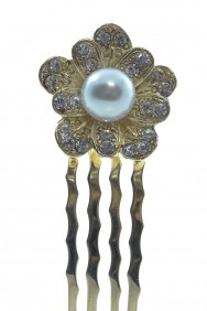 CM59-SMALL ROUND HAIR COMB